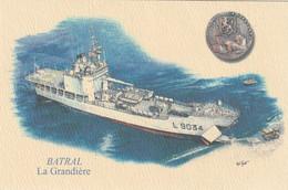 BATRAL - La Grandière L 9034 Marine Nationale  - La Réunion - Zonder Classificatie