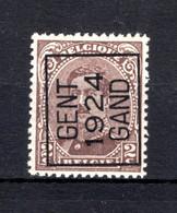 PRE90A MNH** 1924 - GENT 1924 GAND - Typo Precancels 1922-26 (Albert I)