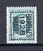 PRE178B MNH** 1928 - BRUXELLES 1928 BRUSSEL - Typo Precancels 1922-31 (Houyoux)