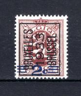 PRE258A MNH** 1933 - BRUXELLES 1933 BRUSSEL - Tipo 1929-37 (Leone Araldico)