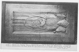 HAUTE-MARNE - CHAUMONT - Eglise St-Jean Baptiste - Tombeau Jean De Montmirel - Chaumont