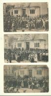 Jarville : La Porte De Cette église ... Le 7 Mars 1906 - Andere Gemeenten