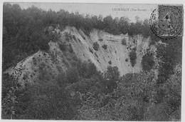 HAUTE-MARNE - LEURVILLE - MANOIS - ORQUEVAUX - HUMBERVILLE - Le Cul Du Cerf - Géologie - Non Classés