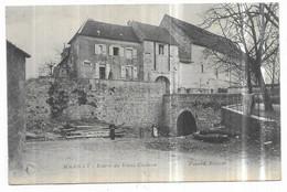 Marnay Entrée Du Vieux Chateau Pinard, éditeur - Altri Comuni