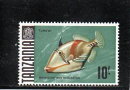 TANZANIE 1967 ** - Tanzania (1964-...)
