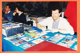 X95093 ♥️ Rare ENGHIEN-LES-BAINS 04-06-1994 Patrick HAMM Illustrateur FESTICART 94 Carte-Photo Philippe TOUCHARD N°47/95 - Enghien Les Bains