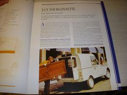 CHERES CAMIONNETTES D'ANTAN 15 2CV FOURGONNETTE CHICOREE LEROUX Les WOODIES - Auto/Motor