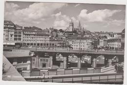 Lausanne Grand Pont Et Tour Bel'air - Altri