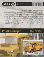 Denmark 2002 Postal Driving Material Booklet - Rare -  MNH/** (H56) - Post