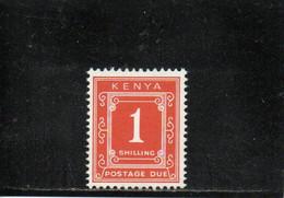KENIA 1971-3 ** DENT 14x15 - Kenya (1963-...)