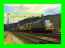 AL 221 - Train - Loco 2D2  5406 Vers CHAMARANDE - Essonne - SNCF - Trains