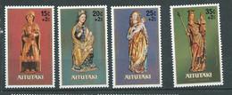 AITUTAKI  -  Yvert N° 270 à 273 **  4 Valeurs Neuves Sans Charnière    -  AA 19401 - Aitutaki