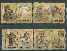 AITUTAKI  -  Yvert N° 205  à  212  **  8 Valeurs Neuves Sans Charnière    -  AA 19403 - Aitutaki