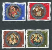 Montserrat I  -  Yvert N° 282  à  285  **  4 Valeurs Neuves Sans Charnière    -  AA 19404 - Montserrat