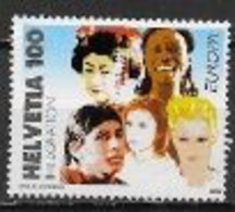Suisse 2006 N° 1891 Neufs Europa L'intégration - 2006