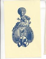 Exlibris.85mmx135mm. - Bookplates