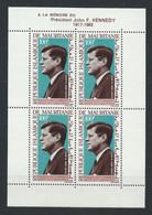 Mauritanie YT Bloc 3 Neuf Sans Charnière XX MNH Kennedy - Mauritania (1960-...)