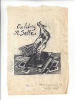 Exlibris.130mmx180mm. - Bookplates