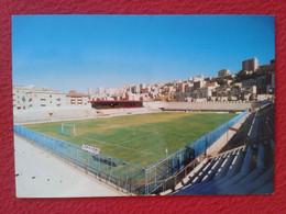 POSTAL POST CARD CAMPO ESTADIO STADIO STADIUM STADE FOOTBALL DE CALCIO STADION FÚTBOL SOCCER AGRIGENTO ESSENETO ITALY... - Fussball
