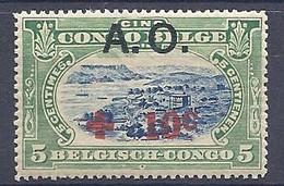 210038990  RUANDA-URUNDI.  YVERT  Nº  36  */MH - 1916-22: Mint/hinged