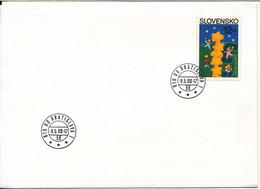 Slovakia FDC 9-5-2000 EUROPA CEPT - FDC