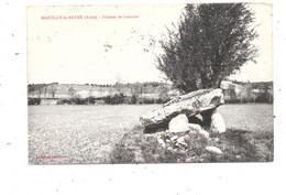 Marcilly-le-Hayer NA1: Dolmen De Lamotte - Marcilly