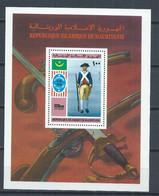 Mauritanie YT Bloc 14 Neuf Sans Charnière XX MNH - Mauritania (1960-...)