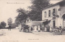 88 Martigny Les Bains Avenue De La Gare - Altri Comuni