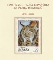 1998, Lynx 1v ** Mi 3368 - 1991-00 Nuevos & Fijasellos