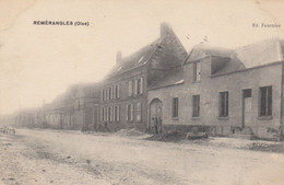 (183)  CPA  Remérangles  (Bon état ) - Other Municipalities