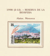 1998, Menorca, UNESCO 1v ** Mi 3439 - 1991-00 Nuevos & Fijasellos