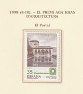 1998, Aga Khan Achitecture Prize 1v ** Mi 3424 - 1991-00 Nuevos & Fijasellos