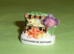 Fèves / Fève / Autres / Divers : Le Royaume De Neptune , Coffre à Trésors   T120 - Other