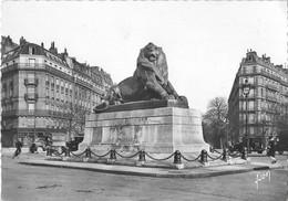 Paris. Place Denfert. Rochereau. Statue Du Lion De Belfort, Bartholdi. Non Viaggiata - Unclassified