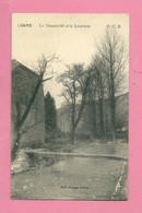 C.P. Logne Vieuxville  =   La  Passerelle Et  La  LAMBREE - Ferrières