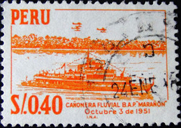 Peru - 1966 - Mi:PE 660, Sn:PE 499, Yt:PE 480 O - Look Scan - Peru