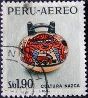 Peru - 1968 - Mi:PE 689, Sn:PE C218, Yt:PE PA219 O - Look Scan - Peru