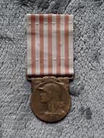 Médaille Française De La Grande Guerre De 1914-1918 - Francia