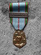 Médaille Française De La Guerre De 1939-1945 - WWII - Francia