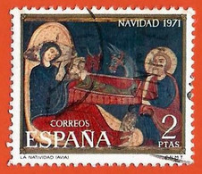 España. Spain. 1971. Edifil # 2061. Navidad - 1971-80 Used