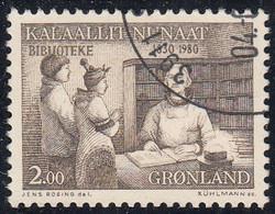 GREENLAND  Michel  123  Very Fine Used - Gebraucht