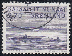 GREENLAND  Michel  136  Very Fine Used - Gebraucht
