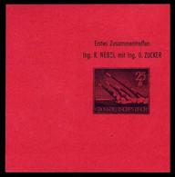 Germany, Rocket Mail Lot #1. MNH - Non Classés