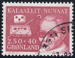 GREENLAND  Michel  142  Very Fine Used - Gebraucht