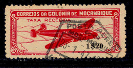 ! ! Mozambique - 1946 Air Mail 1$20 - Af. CA 11 - Used - Mosambik
