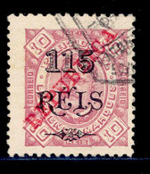 ! ! Lourenco Marques - 1915 D. Carlos OVP 115 R - Af. 139 - Used - Lourenco Marques