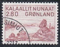 GREENLAND  Michel  172  Very Fine Used - Gebraucht