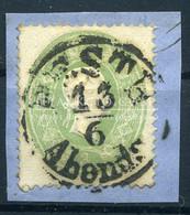 PESTH  3Kr Szép Bélyegzés - Used Stamps