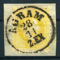 AGRAM 2Kr Szép Bélyegzés - Used Stamps