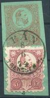 BÁN  5Kr Szép Bélyegzés - Used Stamps